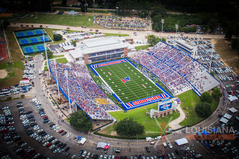 Louisiana Tech University Bulldogs vs Southern Jaguars