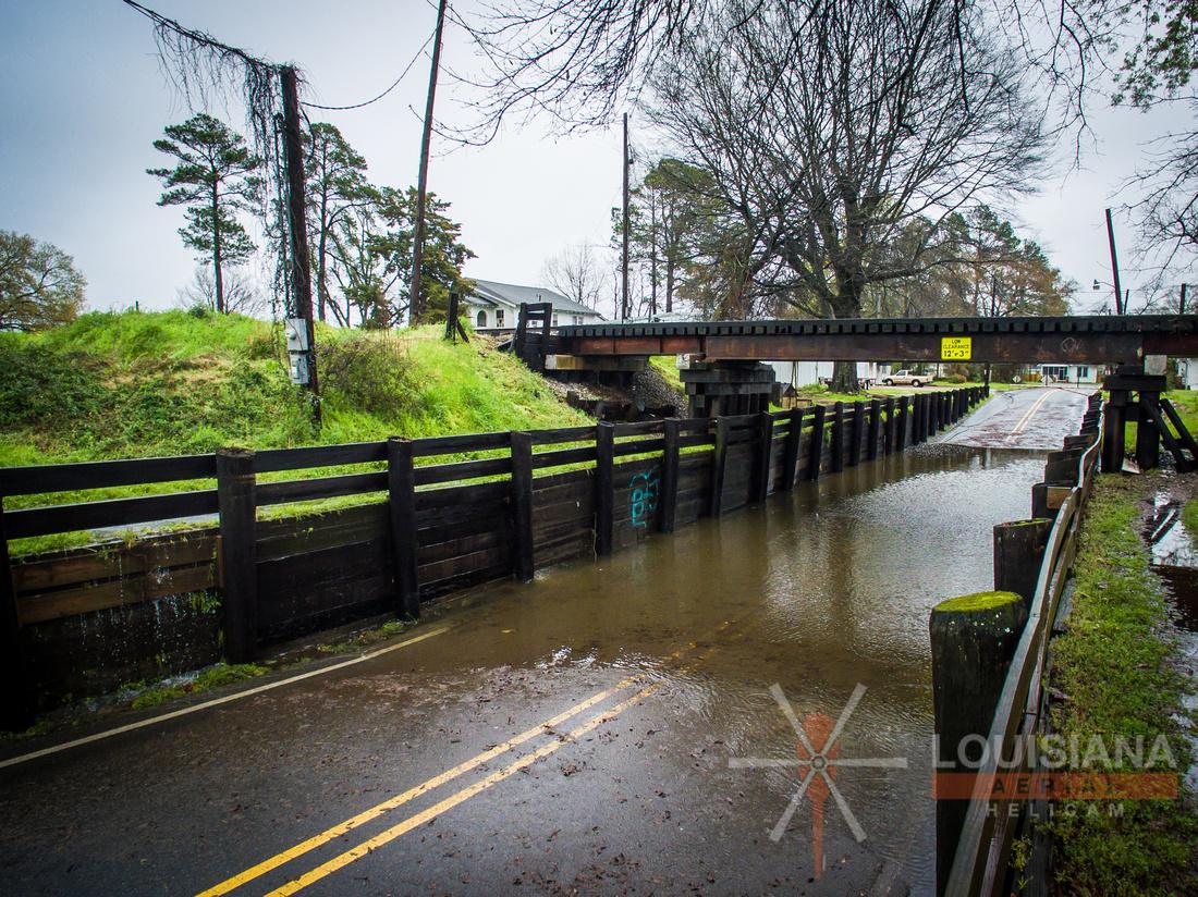 North Louisiana Flood 2016
