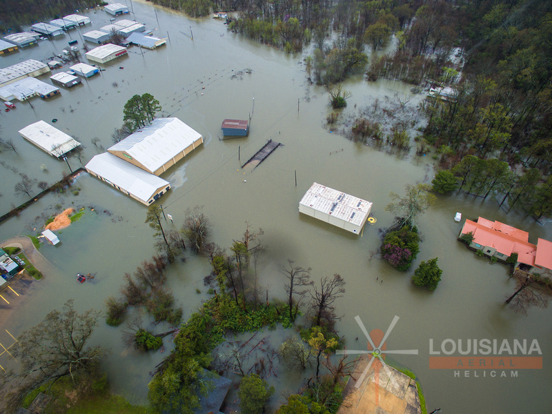 North Louisiana Flood 2016
